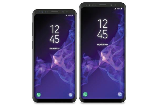 Nyt se vuoti – Tältä näyttää Samsung Galaxy S9