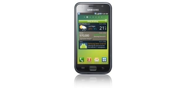 Galaxy S:n Gingerbread-päivitys luvassa parin viikon sisällä