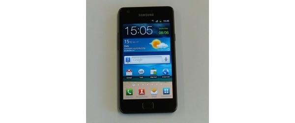 Testissä huippunopea Samsung Galaxy S II