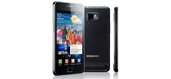 Samsung esittelee elenavigointia Galaxy S II:lla