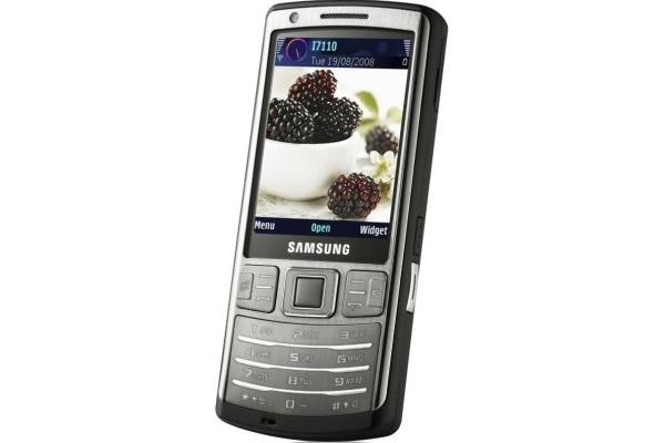 Samsung julkisti S60-älypuhelin i7110:n