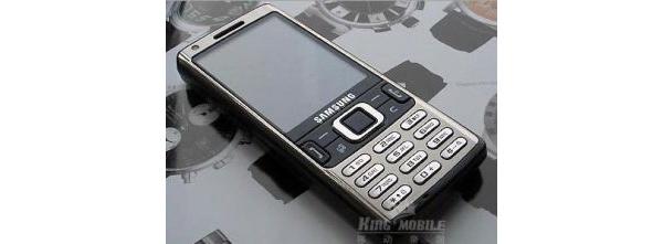 Samsungin S60-puhelin i7110:stä kuvia