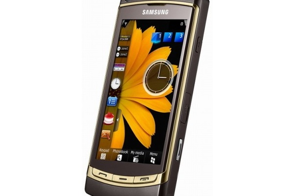 Samsung julkisti Omnia HD Gold Editionin
