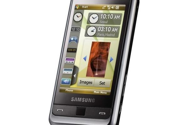 Samsung julkisti i900 Omnian