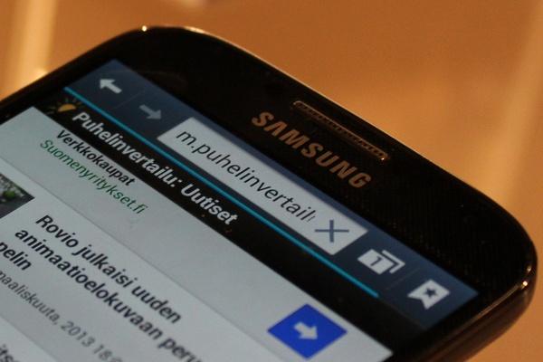 Samsungin seuraavat suunnitelmat:  5,9 ja 6,3 tuuman puhelimet tulossa