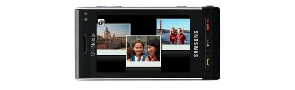 8 megapikselin Samsung Memoir julki