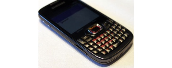 Samsungin uusi OmniaPRO -puhelin vuoti verkkoon
