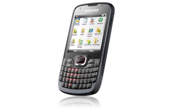 Samsungilta OmniaPRO B7330, päivityksiä tulossa aiempiin Omnioihin