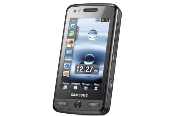 Lisätietoja Samsungin Pixon M8800:sta