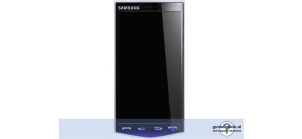 Onko tässä Samsungin ensimmäinen bada-puhelin?