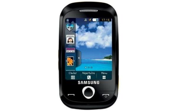 Samsungilta tulossa edullinen S3650 Corby -kosketuspuhelin