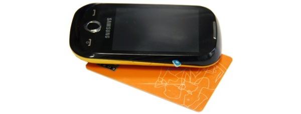Samsungin edullinen S3650 Corby -kosketuspuhelin jo laajassa testissä