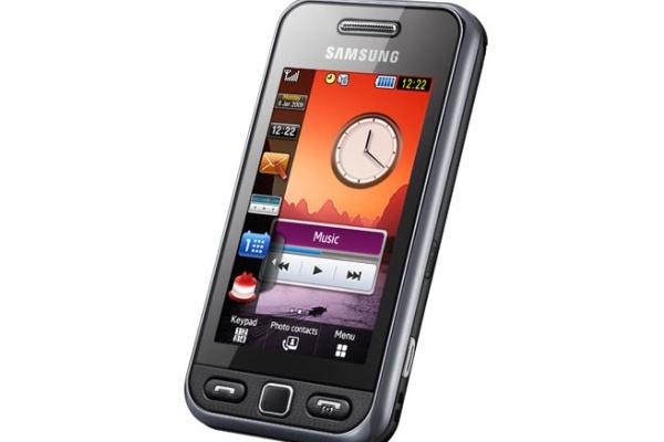 Jo yli 10 miljoonaa Samsungin S5230-kosketuspuhelinta myyty