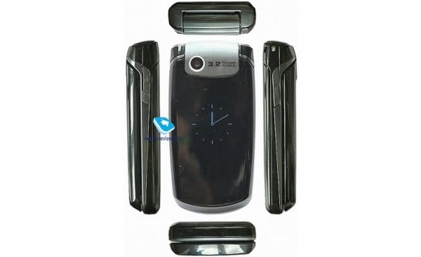Samsungin tuleva S5510-simpukkapuhelin muistuttaa Nokian 6600 foldia