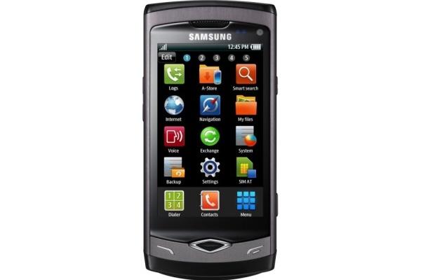 MWC: Samsungin S8500 sisältää Badan ja Super AMOLED -näytön