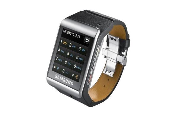 Samsungilta tyylikäs S9110-rannekellopuhelin