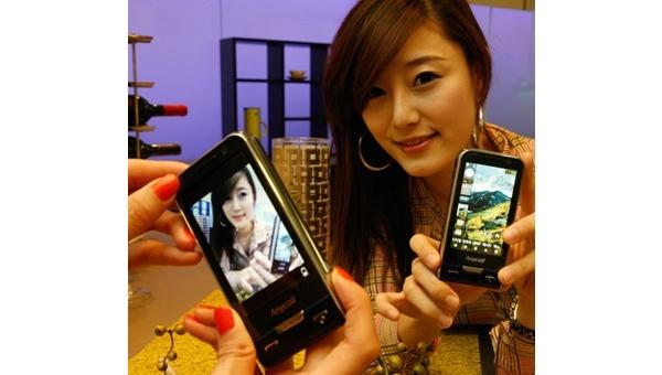 Samsungin uusi kosketusnäytöllä varustettu kamerapuhelin julki