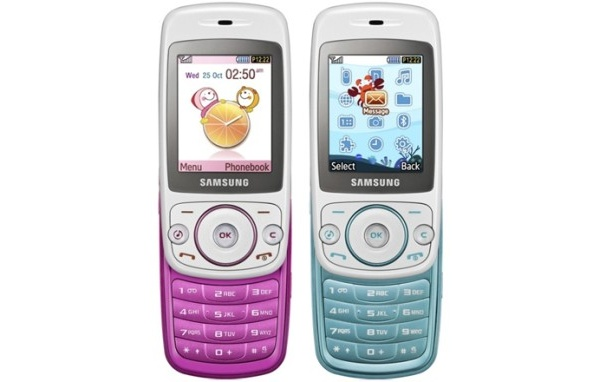 Samsungilta Tobi-puhelin lapsille ja teineille