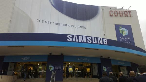 Videolla: Samsung Galaxy S III ensikäsittelyssä