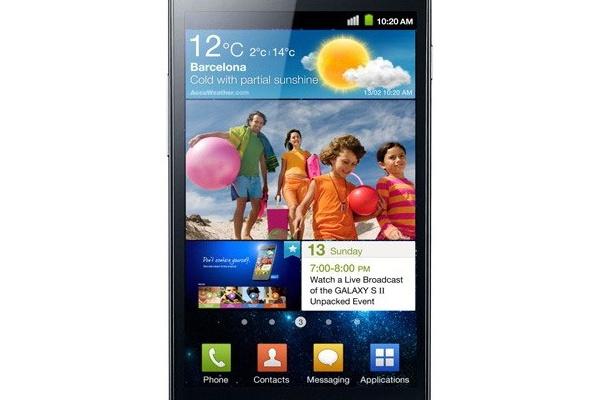 Samsungin älypuhelintoimitukset kasvoivat jopa 44 prosenttia