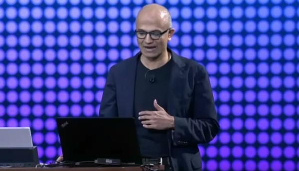 Nadella: 110 miljoonaa Windows 10 -laitetta aktivoitu
