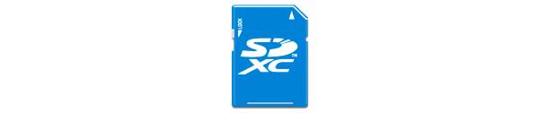 Uusi SDXC triplaa SD-korttien nopeuden