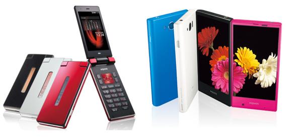 Sharp esitteli uuden simpukkapuhelimen