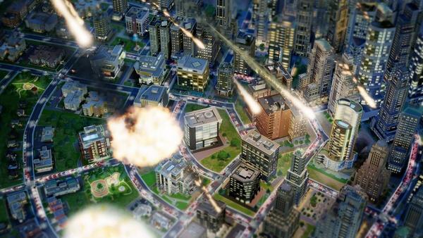 EA-pomo: SimCity ei sisällä DRM:ää