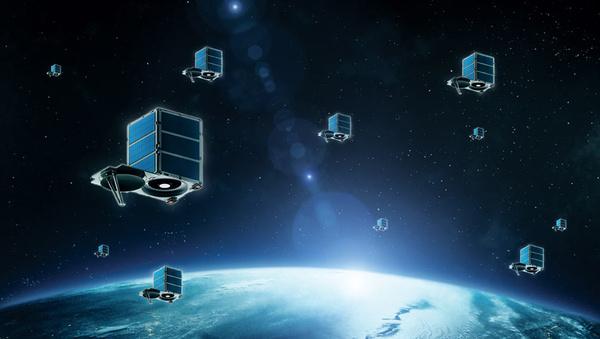 Onko Applella käynnissä salainen satelliittihanke?
