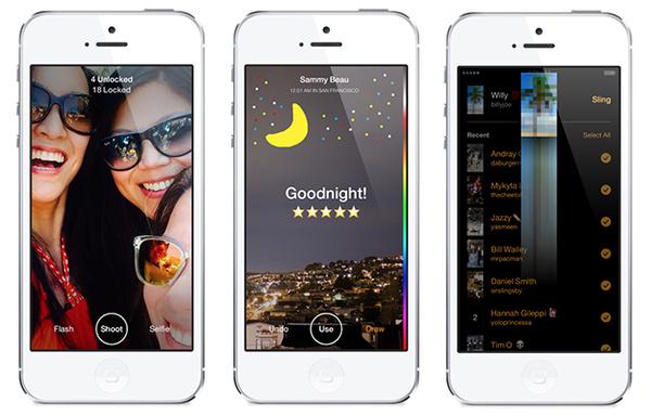 Facebookin Slingshot-sovellus saataville mobiililaitteille myös Suomessa