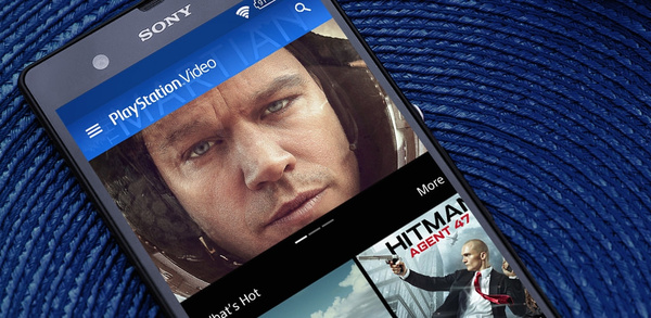 Sony launches PlayStation Video app for Android