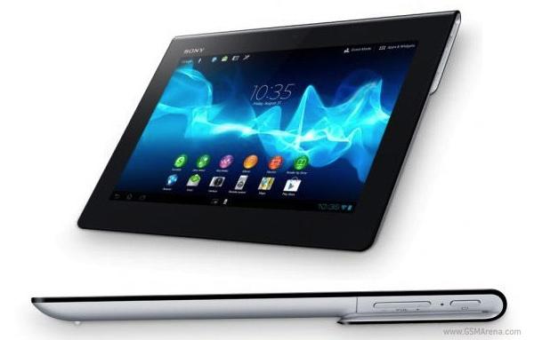 Sonylta Xperia Tablet S Androidilla ja kapasitiivisella näppäimistöllä