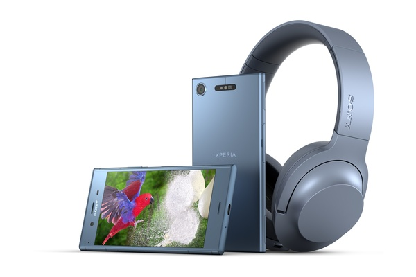 Sony esittelee uusia XZ-puhelimia ja niiden kamerateknologiaa videoilla