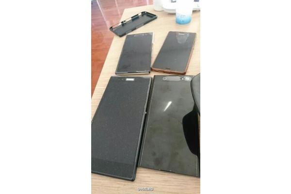 Paljastuiko kuvista Sonyn tuleva lippulaivapuhelin?
