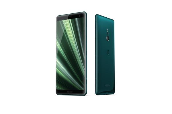 Sony esitteli IFA-messuilla uuden XZ-huippupuhelimen