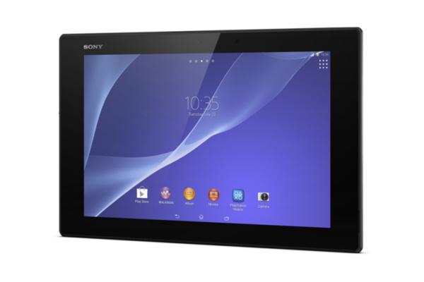 Testissä Sony Xperia Z2, ohuen ohut Android-tabletti