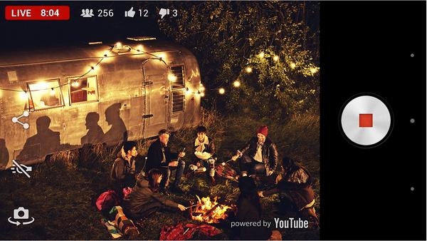 Sonyn Xperia Z2 osaa nyt striimata YouTubeen