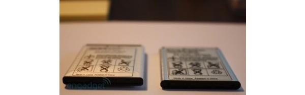 Sony Ericssonin BST-33-akuissa paisumisongelmia?