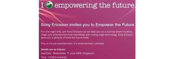 Sony Ericssonilta uutuuksia huomenna, mukana myös odotettu XPERIA X2?