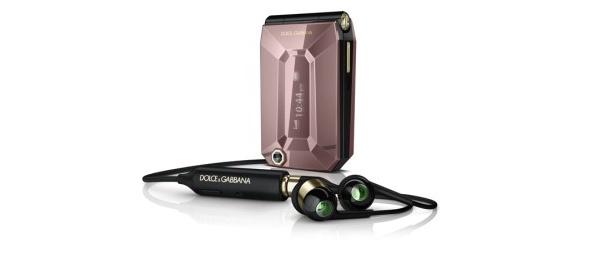 Sony Ericsson julkisti Jalou-tyylipuhelimen - saataville myös Dolce&Gabbana-versio