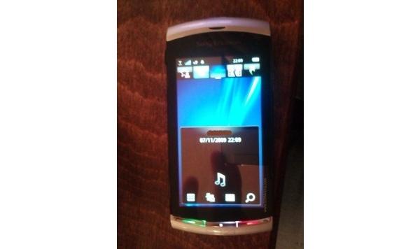 Sony Ericssonin Symbianilla varustetusta Kurara-puhelimesta uusia kuvia ja teknisiä tietoja julki
