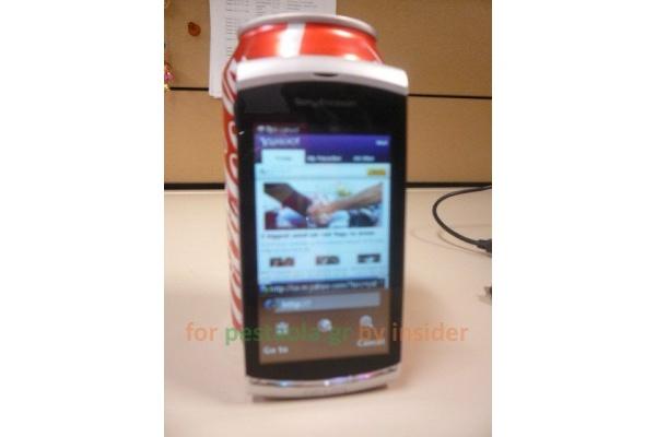 Parempia kuvia Sony Ericssonin tulevasta Kurara-Symbian-puhelimesta