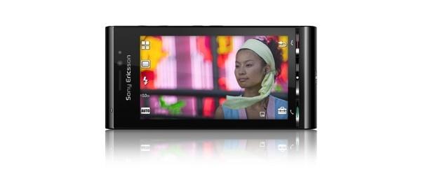 Sony Ericsson virallisti Satio-huippupuhelimen