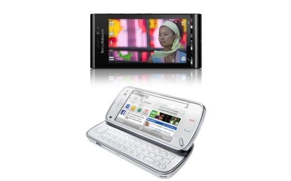 Ongelmia Briteissä: Nokia N97 ja Sony Ericsson Satio pois myynnistä