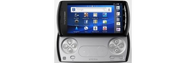 Sony Ericssonin Xperia Play -pelipuhelin esitellään sunnuntaina