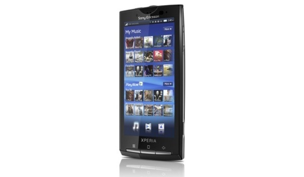 Sony Ericssonin superylläri on Gingerbread-päivitys X10:lle