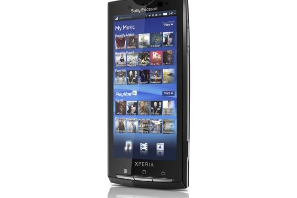 Sony Ericsson päivittää X10:n Android 2.1-versioon.