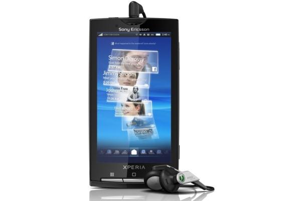 Sony Ericssonin uuden käyttöliittymän nimi onkin Nexus