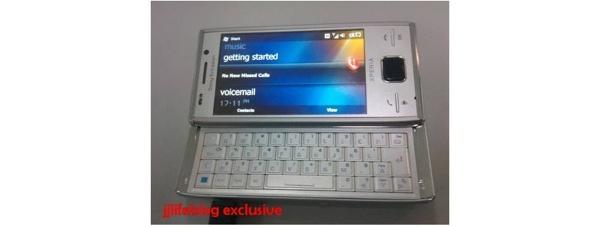 Sony Ericssonin julkistamaton XPERIA X2 videolla