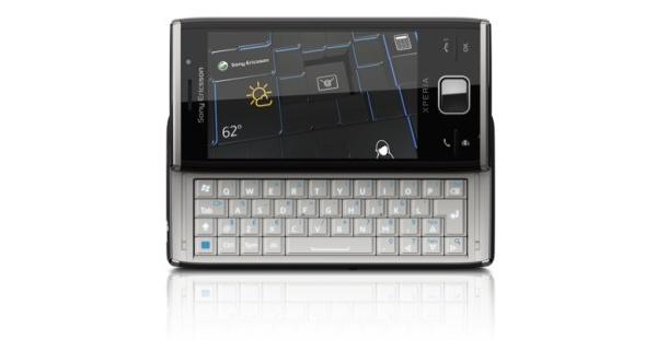 Sony Ericsson XPERIA X2 myyntiin